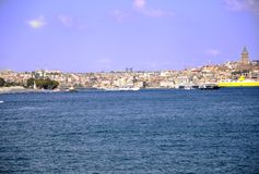 Bosporus Royalty Free Stock Image