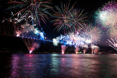 Bosporus-Brücke stockbilder
