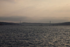 Bosporus bridge Stock Photos