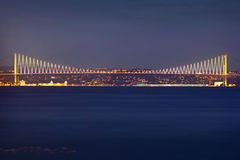 Bosporus Bridge Royalty Free Stock Images