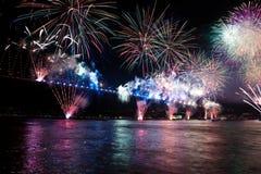 Bosporus Bridge Stock Images