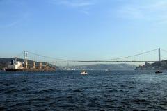 Bosporus bridge Royalty Free Stock Image