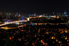 Bosporus Bridge, Istanbul Stock Image