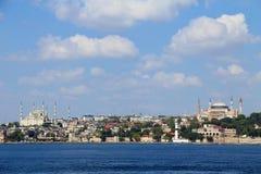 Bosporus bridge Stock Photos