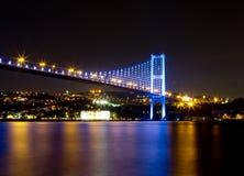 bosporus bro Arkivbilder
