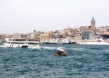 Bosporus - Estambul Imágenes de archivo libres de regalías