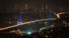 Bosporus, Istambul Imagens de Stock Royalty Free