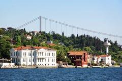 Bosporus, Istanbul Royalty Free Stock Images
