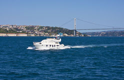 Bosporus, Istanbul Royalty Free Stock Photo