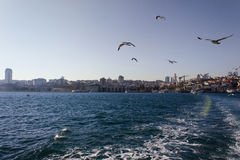 Bosporus Istanbul Lizenzfreie Stockbilder