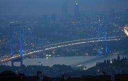 Bosporus in Istanbul, Turkey Stock Image