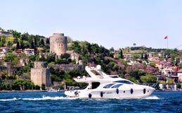 bosporus rejs Zdjęcie Royalty Free