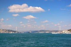Bosporus Sea Stock Photo