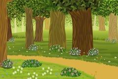 Bosque libre illustration