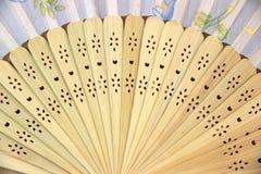 Bosque chino de la fan del foco. Imagen de archivo