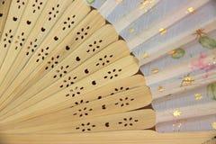 Bosque chino de la fan del foco. Imágenes de archivo libres de regalías