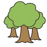 Bosque del arte pop libre illustration