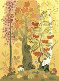 Bosque del otoño