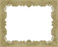 Bosqueje un marco drenado en lápiz Fotos de archivo libres de regalías