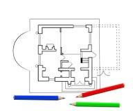Bosquejo ilustración del vector