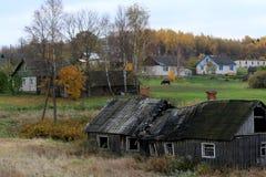 Bosquejos del país Fotos de archivo