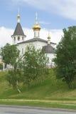 Bosquejos y peyzazhi de la ciudad. Foto de archivo libre de regalías