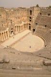 Bosra amphitheater - Syria Royalty Free Stock Photos