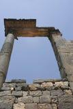 bosra centralna wschodniej Syria Fotografia Stock