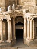 Bosra-Syrië royalty-vrije stock fotografie