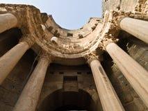 Bosra-Syrië Stock Afbeeldingen