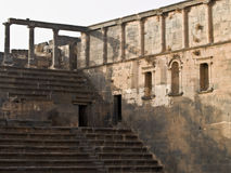 Bosra-Syria Stock Photos