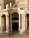 bosra syria royaltyfri fotografi