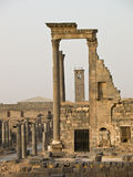 Bosra-Syria Royalty Free Stock Photography