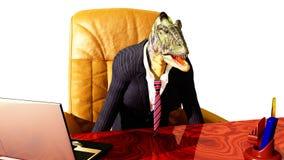 Boss Royalty Free Stock Photography