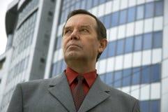 Boss. Businessman Stock Photo