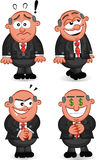 Boss Cartoons Stock Images
