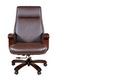 Boss chair Royalty Free Stock Image