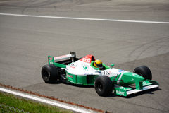 Boss GP Forti FG03 Formula 1 car Stock Photo