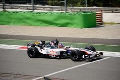 Boss GP Minardi PS04B Formula 1 car Royalty Free Stock Photography