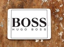 Boss logo Stock Photos