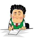 boss2 stock illustrationer