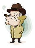 Bossage de Mafia illustration de vecteur