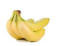 Bossen van Bananen Royalty-vrije Stock Afbeelding
