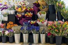 Bossen van bloemen stock fotografie