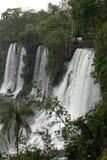 Bossetti-Wasserfall Stockfotos