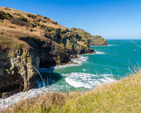 Bossiney Cove Tintagel Cornwall Royalty Free Stock Images