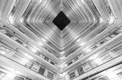 Bostads- byggnad för Highrise Royaltyfria Foton