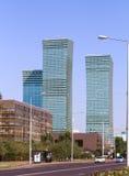 Bostads- komplex Arkivbilder