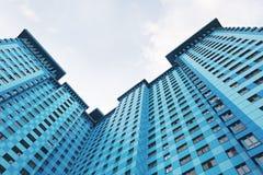 bostadsbyggande Arkivbilder