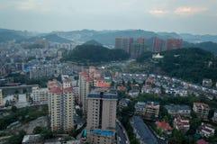 Bostoerismecityscape van guiyang, China 4 royalty-vrije stock foto's